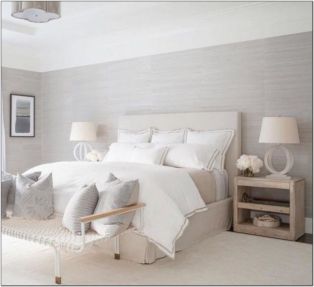 16 White Master Bedroom Ideas For Any Home Design
