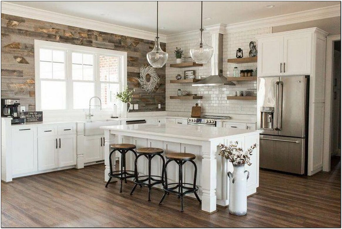 19 Beautiful Simple French Country Kitchen Ideas