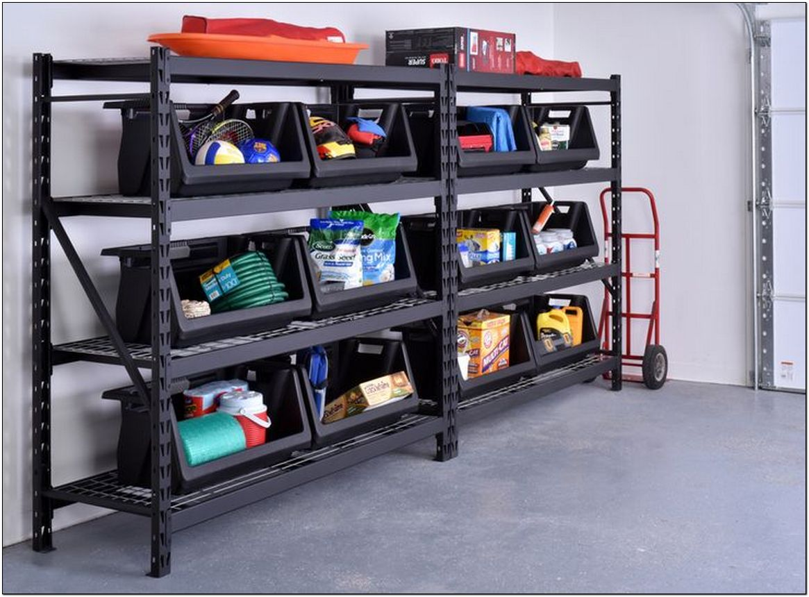 25 Genius Garage Clutter Clearing Ideas for Cheap