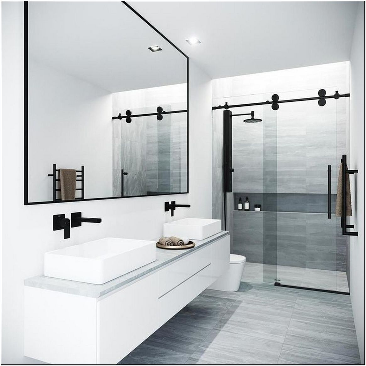 8+ Bathroom Lighting Ideas For Every Design Style